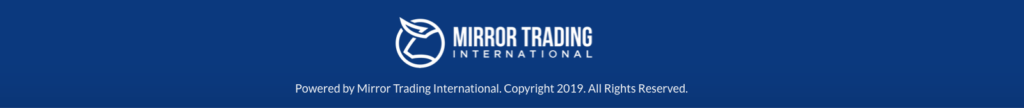 Sign up to Mirror Trading Internationl